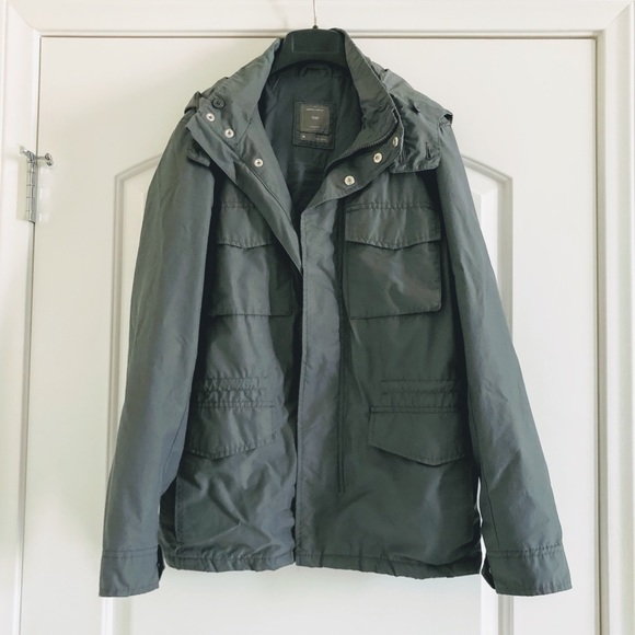 GAP Other - Gap Men's Military Army Fatigue Jacket